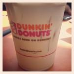 Dunkin Donuts in Newport