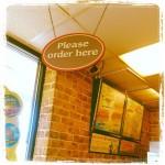 Subway Sandwiches in