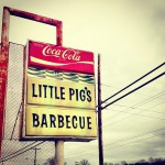 Little Pigs Barbecue in Newton