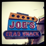 Joe's Crab Shack in Myrtle Beach, SC