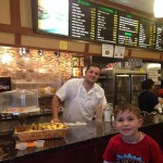 Zafis Luncheonette in New York
