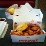 Popeye's Chicken in Miami