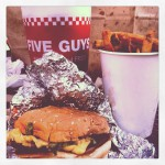 Five Guys Burgers and Fries in Missoula