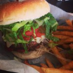 Black Mountain Burger Company in Lincoln