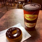 Tim Horton's in Richmond