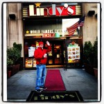 Lindy's in New York
