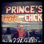 Prince Hot Chicken Shack in Nashville