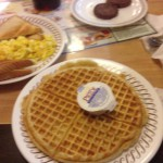Waffle House in Santee