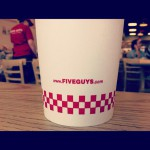 Five Guys Burgers and Fries in Middletown