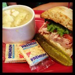 McAlister's Deli in Beaumont, TX