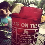 Cafe On The Square in San Marcos, TX