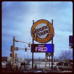 Ground Round Restaurant in Bismarck, ND