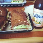 Submarina California Subs, Corona in Corona