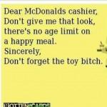 McDonald's in Beaufort