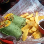Red Robin Gourmet Burgers in Durham