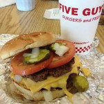 Five Guys Burgers and Fries in Dartmouth