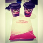 Tim Horton's in Toronto, ON
