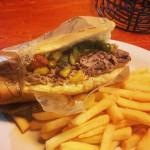 Buona Beef in Rosemont