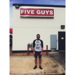 Five Guys Burgers and Fries in Mobile