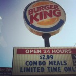 Burger King in Pace