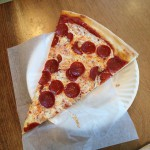Lean Crust Pizza in Brooklyn