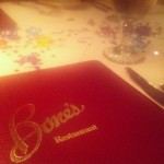 Bone's Restaurant in Atlanta, GA
