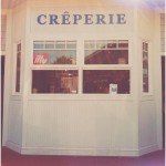 Crepe Neptune in Cannon Beach