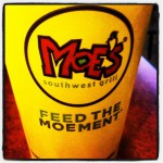 Moe's Southwest Grill in Columbia