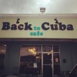 Back To Cuba Cafe in Nashville, TN