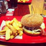 Red Robin Gourmet Burgers in West Hartford