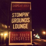Stompin' Grounds Cocktail Lounge in Austin