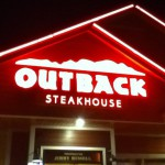 Outback Steakhouse in Roanoke