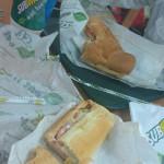 Subway Sandwiches in Many, LA