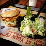 The Habit Burger Grill in Fullerton, CA