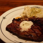 Saltgrass Steakhouse in Dallas