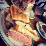 Famous 4th Street Delicatessen in Philadelphia