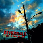 Riverdale Diner in Bronx