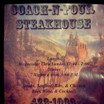 Coach N Four Steakhouse in Crestview
