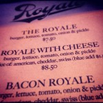 Royale in New York