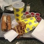 Al's Beef and Nancy's Pizza in Park Ridge
