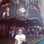 Hard Rock Cafe in New York, NY