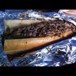 One Pound Cheesesteaks in Philadelphia