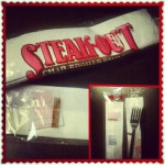Steakout in Augusta