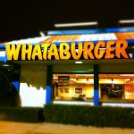Whataburger in Arlington, TX