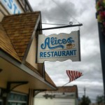 Alice's Restaurant in Cheboygan