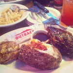 Outback Steakhouse in Garden Grove, CA