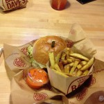 Bagger Dave's Legendary Burger Tavern in East Lansing