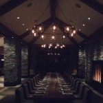 JandG Grill at The St. Regis Deer Crest Resort in Park City