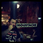 Moustache Pitza in New York
