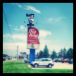 Big Boy Restaurants in Gaylord, MI